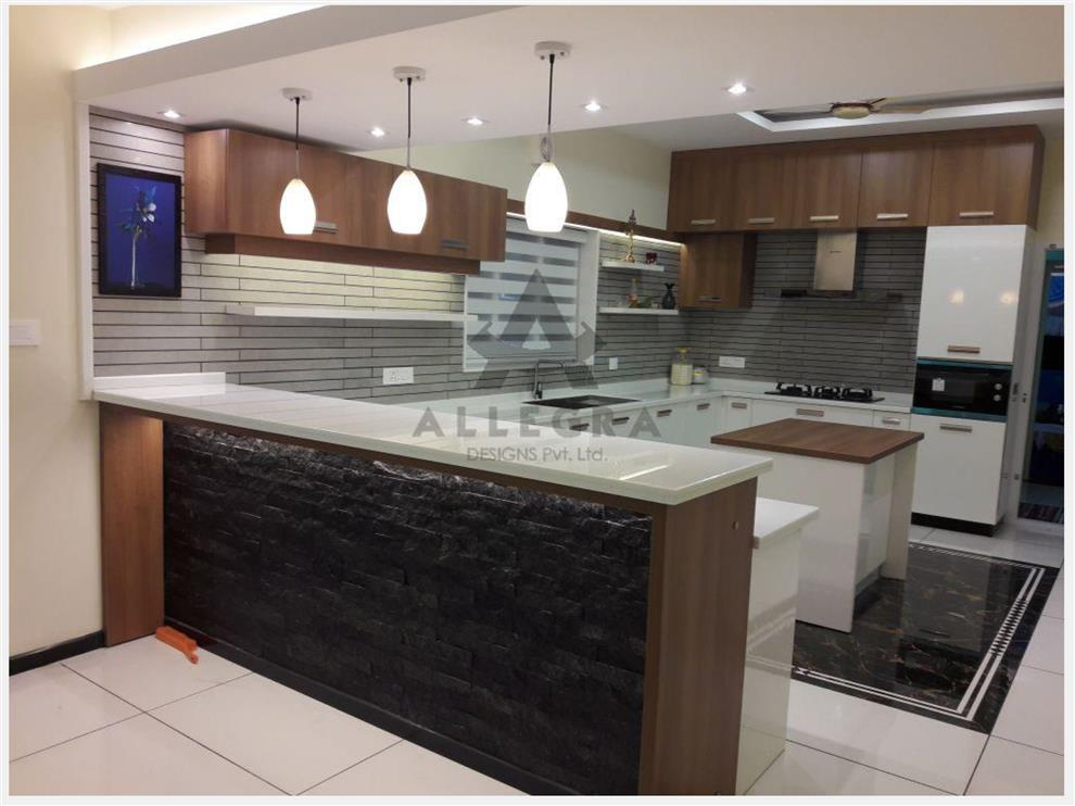 Allegra Designs Home Interior Designs Kitchen Interior Designs By