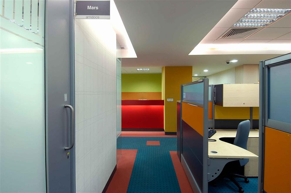 Communication Media Software Company Office Pune Painting At It