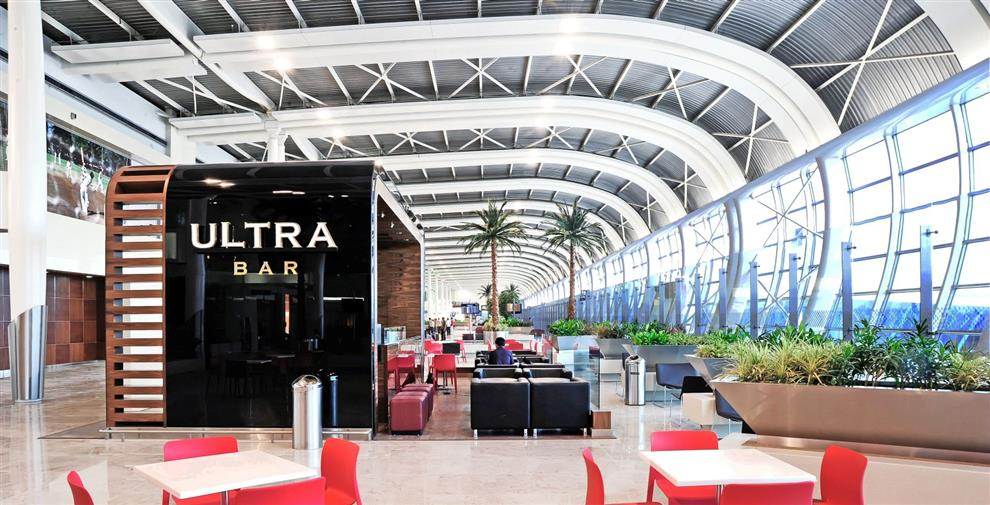 MIAL - Domestic Airport, Mumbai - Bar by Hafeez