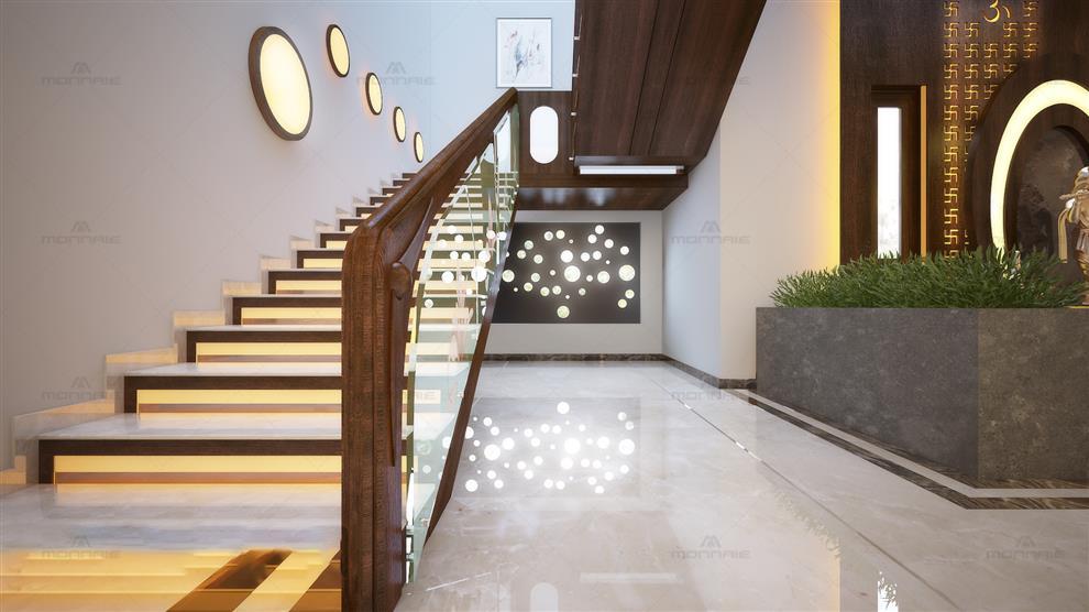 Creative and unique stair case design ideas - Monnaie ...
