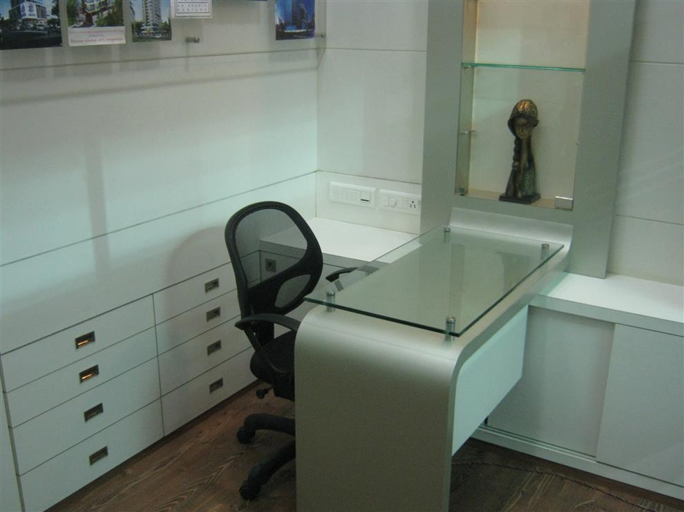 Anupajangbari Small Office Interiors Small Office Interior Image 2 Charkop