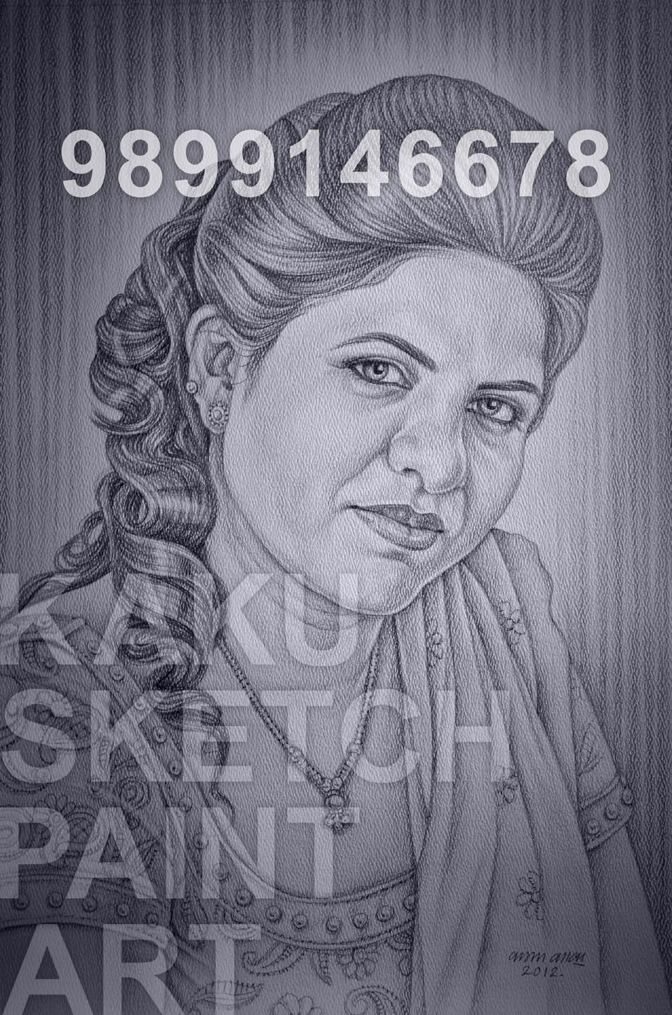 Best pencil sketch artist portrait artist delhi delhi delhi india